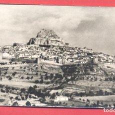 Postales - morella-6- vista general, comercial prat. circulada 1962, ver fotos - 159960694
