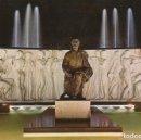Postales: ANTIGUA POSTAL MONUMENTO AL MAESTRO SERRANO, OCTAVIO VICENT, VALENCIA SIN CIRCULAR. 60S. Lote 160567710