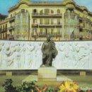 Postales: ANTIGUA POSTAL MONUMENTO AL MAESTRO SERRANO, OCTAVIO VICENT, VALENCIA SIN CIRCULAR. 60S. Lote 160568418