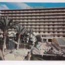 Postales: POSTAL HOTEL HELIOS BENIDORM, HNOS. GALIANA. SIN USO.. Lote 160613742