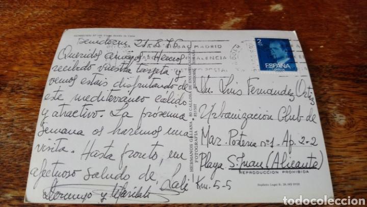 Postales: Benidorm. Vista de la cala. Hnos Gallana. Nº 144 - Foto 2 - 160625290