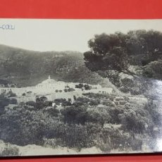 Postales: MONASTERIO DE PORTA-COELI (VALENCIA) POSTAL FOTOGRAFICA. Lote 160679710