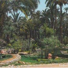 Postales: ELCHE, HUERTO DEL CURA, ESTANQUE TROPICAL - GARCIA GARRABELLA Nº 29 - EDITADA EN 1965 - S/C. Lote 160853162
