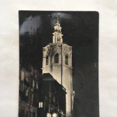 Postales: POSTAL. VALENCIA. EL MIGUELETE. JDP. H. 1955?.. Lote 161087968