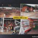 Postales: CAMPING TORRE LA SAL CASTELLON. Lote 161130866