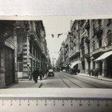 Postales: POSTAL. VALENCIA. CALLE DE LA PAZ. H. 1945?.. Lote 161174520