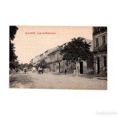 Postales: ALICANTE.- CALLE DE MAISONNAVE.. Lote 194182445