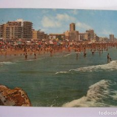Postales: POSTAL DE GANDIA (VALENCIA) - 137 - PLAYA, CIRC1975. Lote 163513958