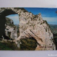 Postales: POSTAL DE CASTELL DE CASTELLS (ALICANTE) - ELS ARCS - SIN CIRCULAR. Lote 163514354