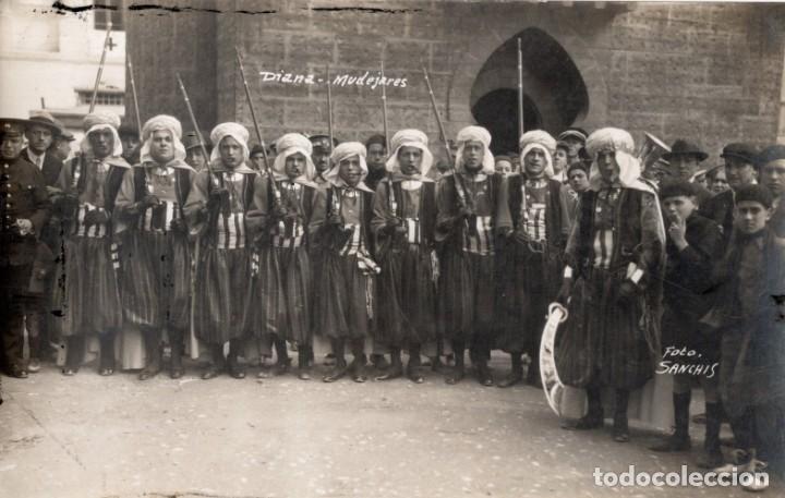 ALCOY. DIANA. MUDEJARES. FOTO SANCHIS (Postales - España - Comunidad Valenciana Antigua (hasta 1939))