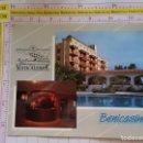 Postales: POSTAL DE CASTELLÓN. BENICASIM, HOTEL VISTA ALEGRE. 1145. Lote 164975942