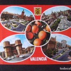 Postales: VALENCIA-V47-VALENCIA. Lote 165124894