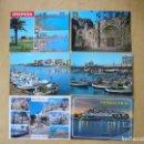 Postales: LOTE 6 POSTALES DE CASTELLON. Lote 165160814