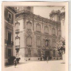 Postales: VALENCIA. PALACIO MARQUÉS DE DOS AGUAS. MARZO 1928 - FECHA DETRÁS, SIN ESCRIBIR. - VELL I BELL. Lote 165259494