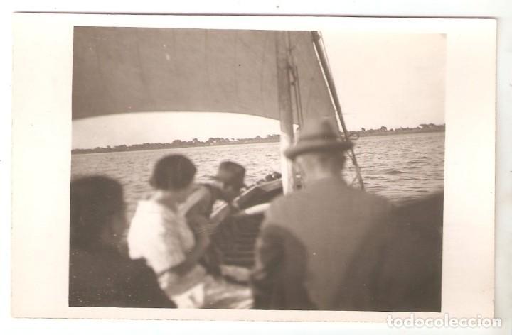 VALENCIA. ALBUFERA. FOTOGRAFICA. MARZO 1928 - FECHA DETRÁS, SIN ESCRIBIR. - VELL I BELL (Postales - España - Comunidad Valenciana Antigua (hasta 1939))