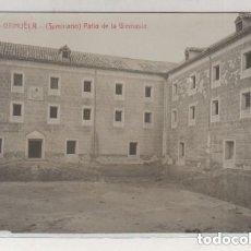 Cartes Postales: ORIHUELA 9 SEMINARIO PATIO DE LA GIMNASIA. FOTOGRÁFICA. ANDRÉS FABER EDITOR. SIN CIRCULAR.. Lote 165407406