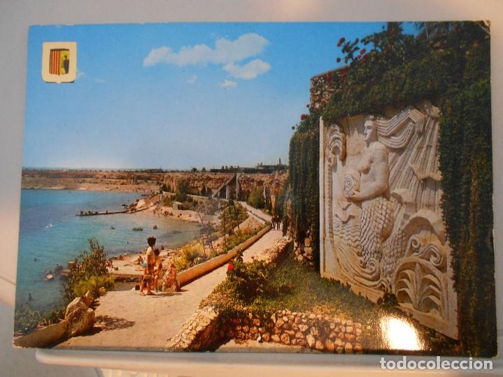 CABO ROIG. ALICANTE. POSTAL. SUBIRATS CASASNOVAS. (Postales - España - Comunidad Valenciana Moderna (desde 1940))