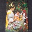 Postales: VALENCIA-V47-NO ESCRITA-TIPICA. Lote 165799094