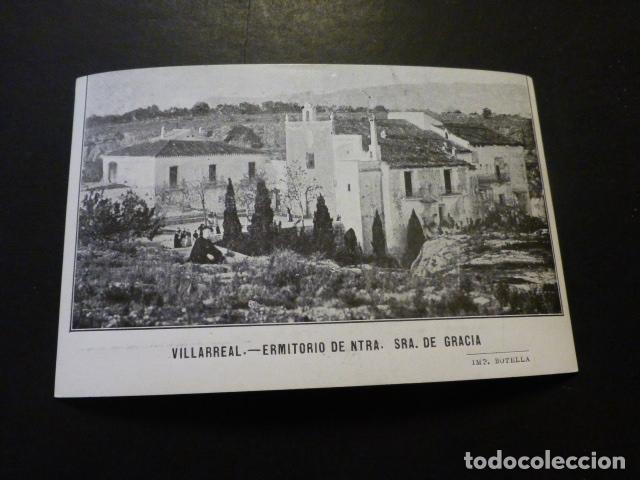 VILLARREAL CASTELLON EREMITORIO DE NTRA. SRA. DE GRACIA (Postales - España - Comunidad Valenciana Antigua (hasta 1939))