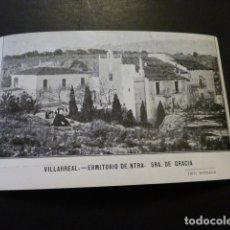 Postales: VILLARREAL CASTELLON EREMITORIO DE NTRA. SRA. DE GRACIA. Lote 166012138