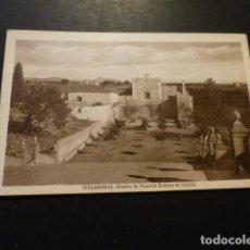 Postales: VILLARREAL CASTELLON ERMITA DE NUESTRA SEÑORA DE GRACIA. Lote 166012550