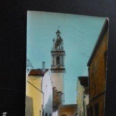 Postales: ALGIMA DE ALFARA VALENCIA VISTA PARCIAL. Lote 166078634