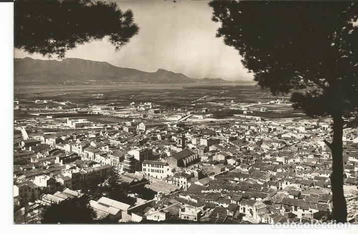 CULLERA - VISTA PARCIAL - Nº 6 (Postales - España - Comunidad Valenciana Moderna (desde 1940))