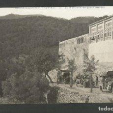 Postales: MONASTERIO DE PORTA COELI-EXTERIOR GRAN COMEDOR-FOTOGRAFICA-POSTAL ANTIGUA-(59.768). Lote 166546430