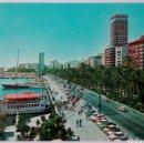 Postales: CTC - Nº 30 ALICANTE - VISTA GENERAL DEL PUERTO Y PASEO DE LA EXPLANADA - J. JIMENEZ - S/C. Lote 166647006