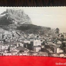 Postales: ALICANTE FOTOGRAFICA POSTAL VISTA PARCIAL Y CASTILLO DE SANTA BARBARA - GARCIA GARRABELLA Nº 42. Lote 167766140
