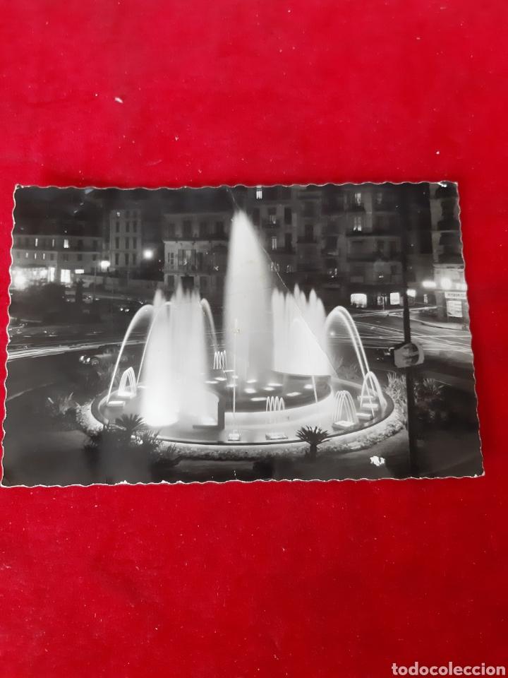 ANTIGUA POSTAL PLAZA DE LA REINA FUENTE VALENCIA (Postales - España - Comunidad Valenciana Moderna (desde 1940))