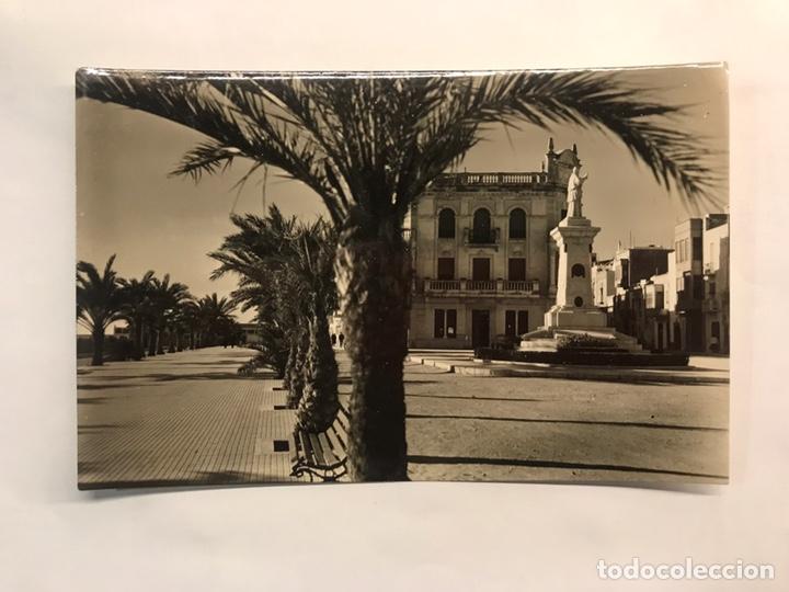 VINAROZ (CASTELLÓN) POSTAL NO.2, PASEO DEL GENERALISIMO (MARÍTIMO) EDITA: COMERCIAL PRAT (H.1950?) (Postales - España - Comunidad Valenciana Moderna (desde 1940))