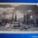 Postales: (PS-60662)POSTAL DE BENICARLO-CALLE DEL GENERALISIMO FRANCO. Lote 168281516