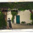 Postales: VALENCIA Nº 186 SALER .- BARRACAS DE MONTOLIN .- FOTO L. ROISIN . Lote 168670348