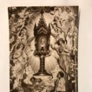 Postales: BENAGUACIL (VALENCIA) POSTAL FOTOGRAFÍCA. APARICIÓN DE LA VIRGEN NTRA. SRA. DE MONTIEL (H.1930?). Lote 168749634