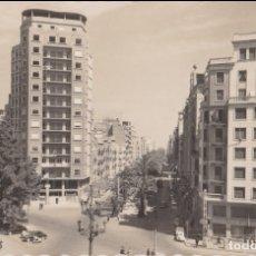 Cartes Postales: VALENCIA, AVENIDA DE JOSÉ ANTONIO - GARCIA GARRABELLA Nº 82 - ESCRITA 1960. Lote 168940120