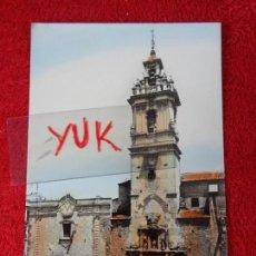 Cartoline: POSTAL PUEBLO DE ALGEMESÍ ( VALENCIA ) . IGLESIA DE SAN JAIME APÓSTOL. FOTO GUALLART. Lote 169009356