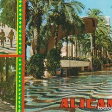 Postales: ALICANTE, DIVERSOS ASPECTOS - COMERCIAL VIPA, Nº 7018 - S/C. Lote 169041512