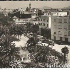 Postales: GANDÍA - PLAZA DE CRISTO REY - Nº 27 ED. GARCÍA GARRABELLA. Lote 169595268