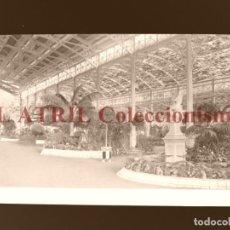 Postales: VALENCIA - CLICHE ORIGINAL - NEGATIVO EN CELULOIDE - AÑOS 1910-20 - FOTOTIP. THOMAS, BARCELONA. Lote 170195216