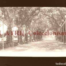 Postales: VALENCIA - CLICHE ORIGINAL - NEGATIVO EN CELULOIDE - AÑOS 1910-20 - FOTOTIP. THOMAS, BARCELONA. Lote 170195256