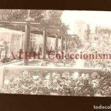 Postales: VALENCIA - CLICHE ORIGINAL - NEGATIVO EN CELULOIDE - AÑOS 1910-20 - FOTOTIP. THOMAS, BARCELONA. Lote 170195316