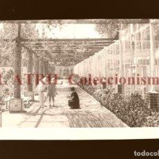 Postales: VALENCIA - CLICHE ORIGINAL - NEGATIVO EN CELULOIDE - AÑOS 1910-20 - FOTOTIP. THOMAS, BARCELONA. Lote 170195480