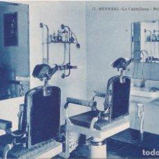 Postales: BENASAL (CASTELLON) - LA CASTELLANA - PELUQUERIA. Lote 170325004