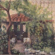 Postales: DESIERTO DE LAS PALMAS (CASTELLON) - GRAN LICOR CARMELITANO. Lote 170325064