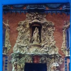Postales: POSTAL 101 VALENCIA MUSEO NACIONAL DE LA CERÁMICA GONZÁLEZ MARTI PUERTA DEL PALACIO DEL MARQUES. Lote 170989340