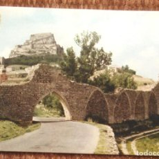 Cartes Postales: MORELLA - CASTELLON - CASTILLO. Lote 171311814