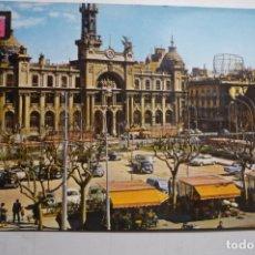 Postales: POSTAL VALENCIA - PL.CAUDILLO -CORREOS. Lote 171372917