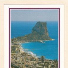 Postais: POSTAL VISTA PANORAMICA. CALPE. COSTA BLANCA. ALICANTE (1997). Lote 171611679