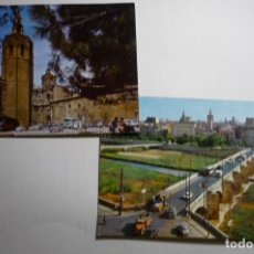 Postales: LOTE POSTALES VALENCIA- ESCRITA Y CIRCULADA CM. Lote 171641975